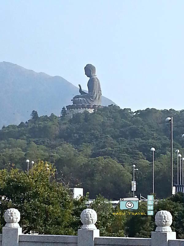 Statue Budha Hong Kong
