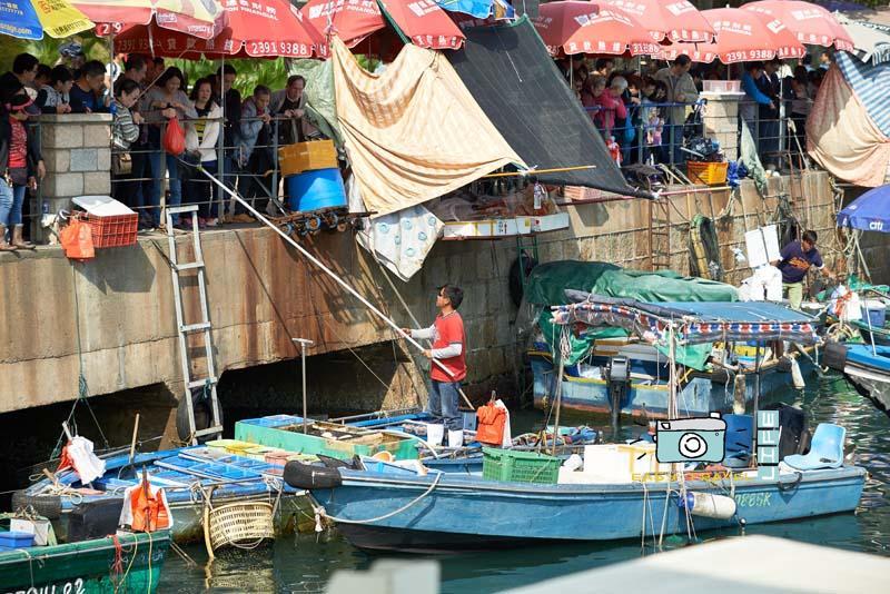 Sai Kung fisherman
