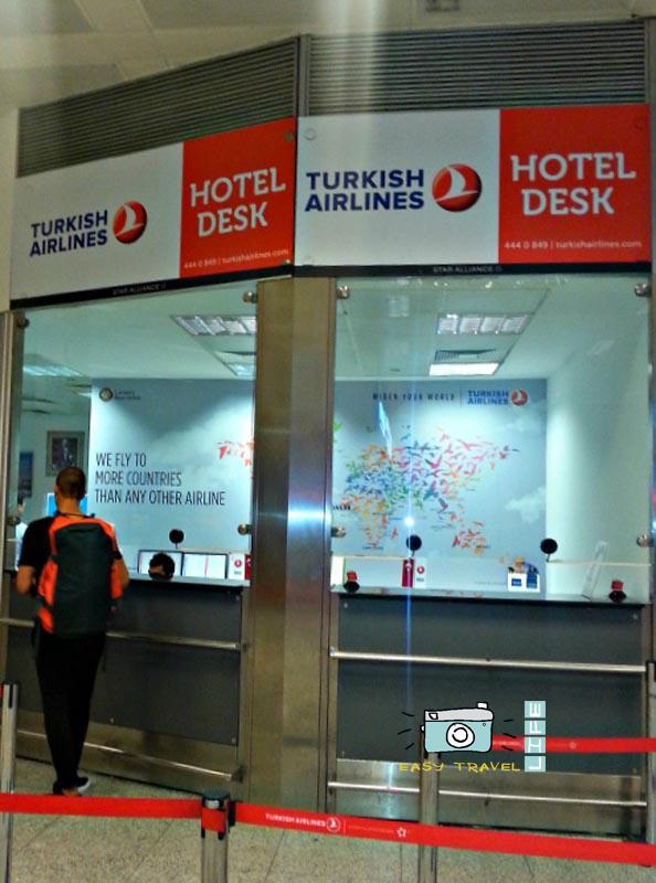 free hotel stambul