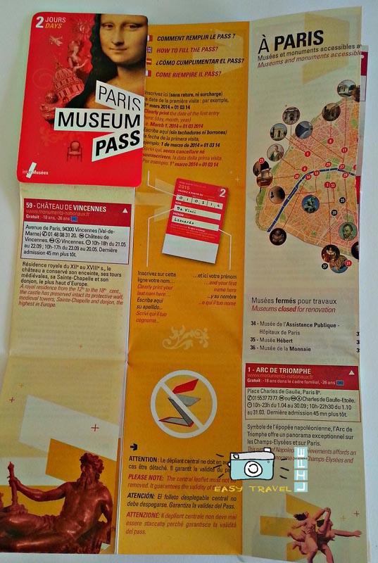 opisanie museev
