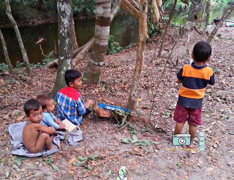 kids phnom kulen