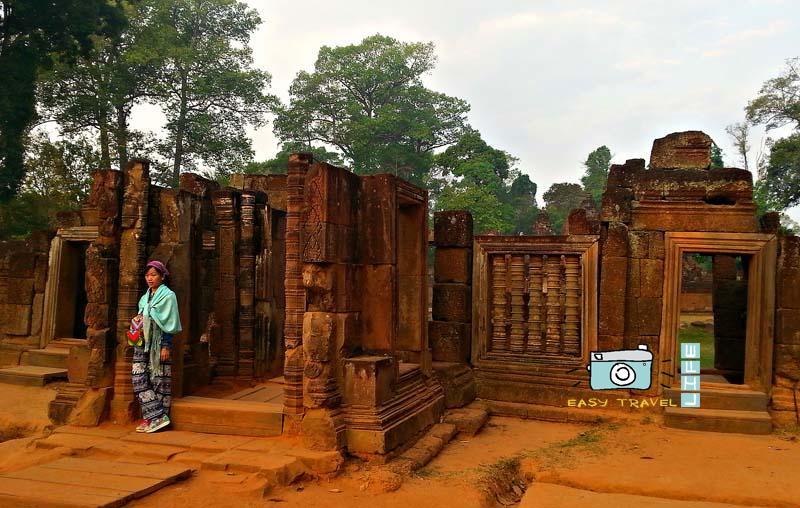 far temple Angkor