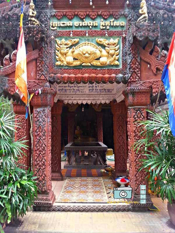 phnom kulen temple
