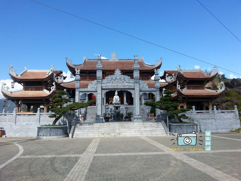fansipan temple