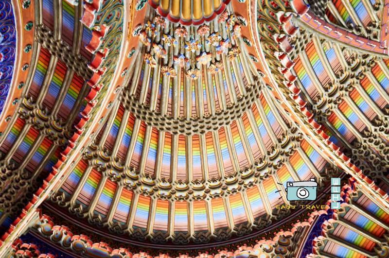 amazing ceiling