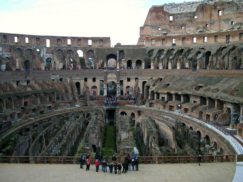 rome route