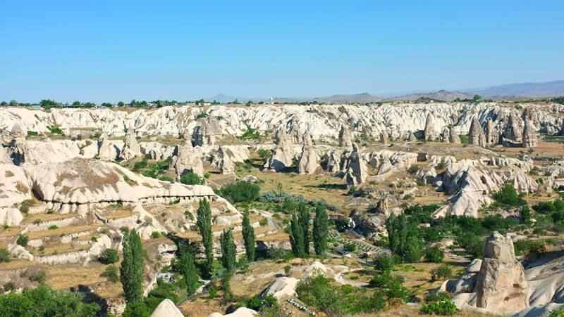 Kings Valley Cappadokia