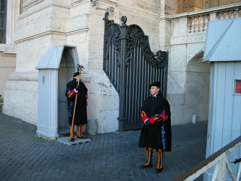 security vatican