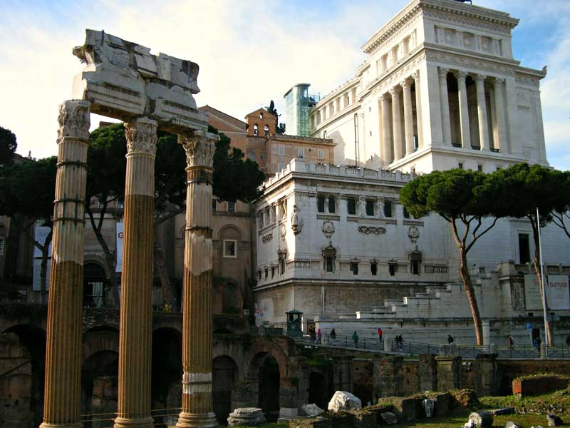 excursion Rome