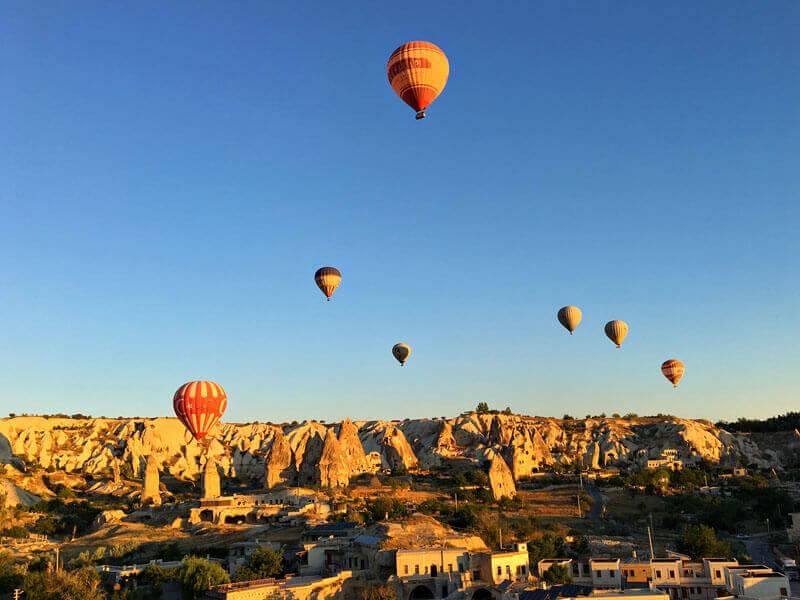 airballoon flight cappadocia
