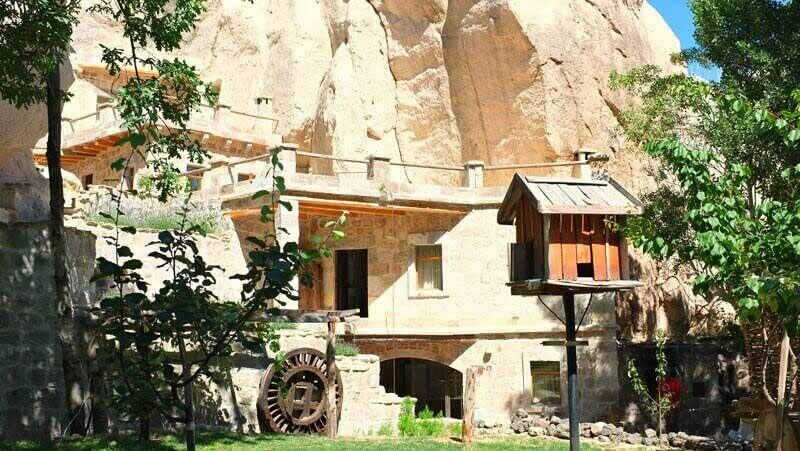 cave house Cappadocia
