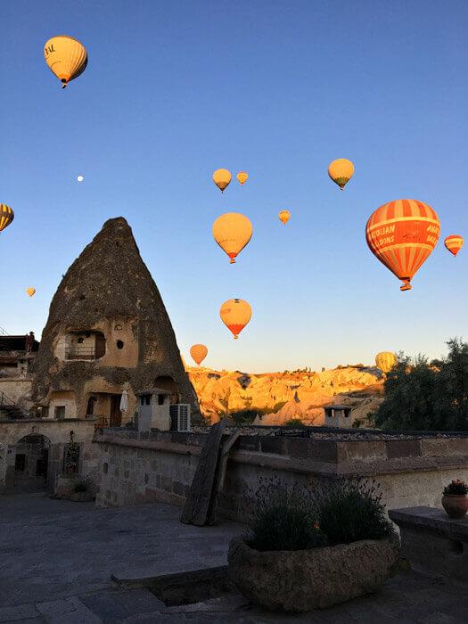 Where stay in Cappadocia
