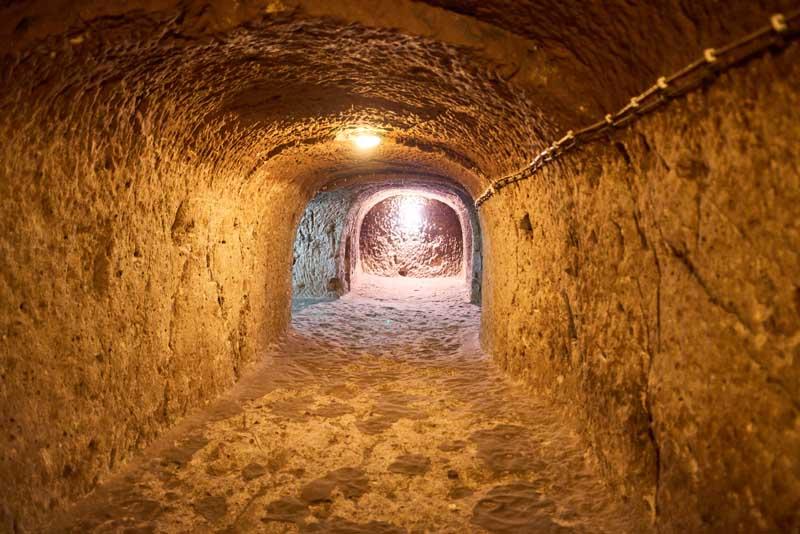 underground labirint
