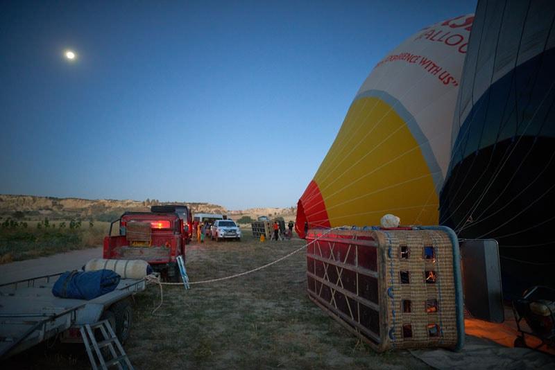 airballoon flight