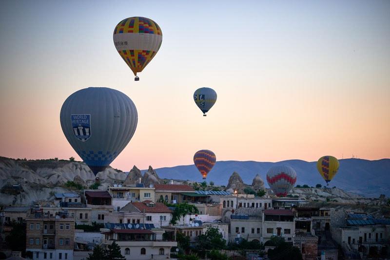 Gereme airballoon