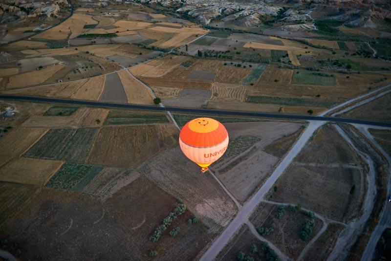 Urgup airballoons