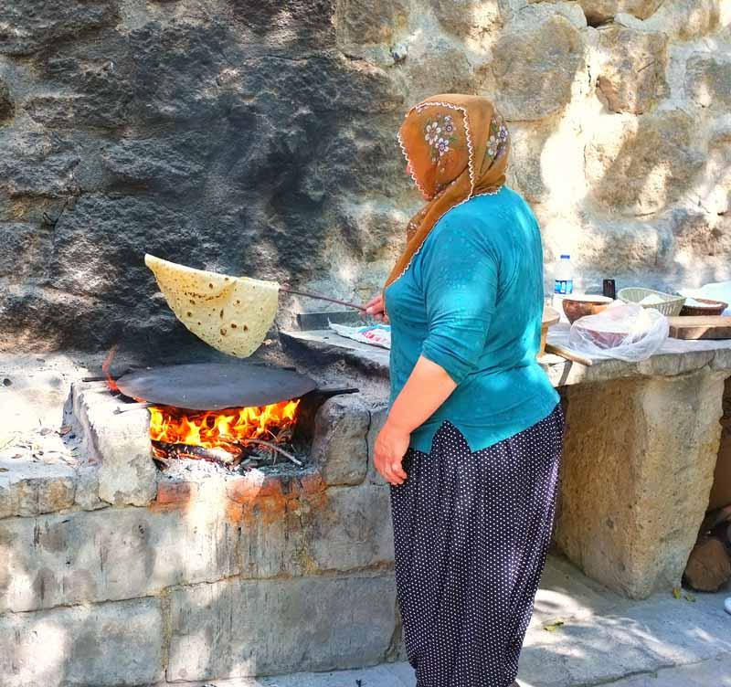Turkish bread