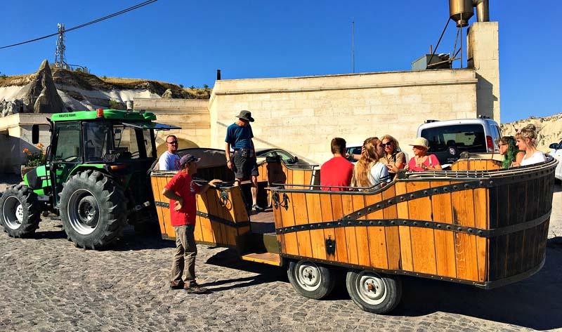 funny turkish transport