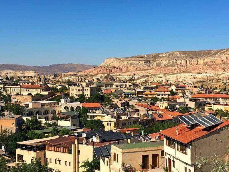 Red Valley kapadokia