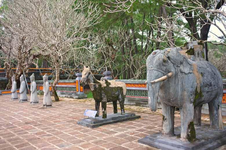 itinerary vietnam