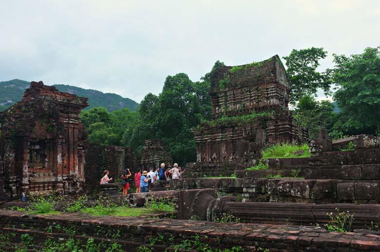 Mishon temple vietnam