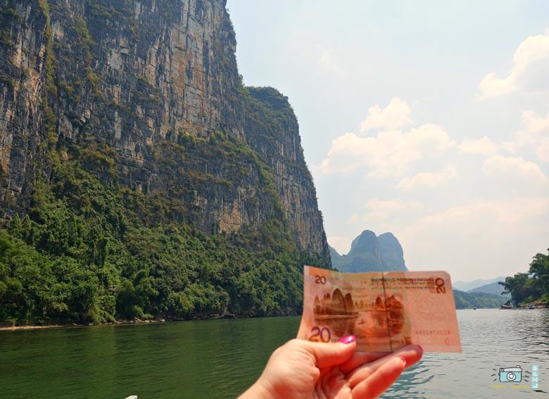 li river 20 notes