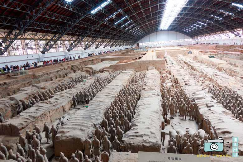 terrakota army xian