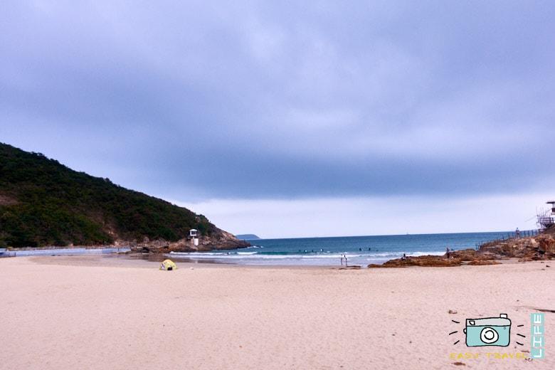 december beach hong kong