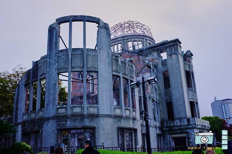 memorial atom bomb